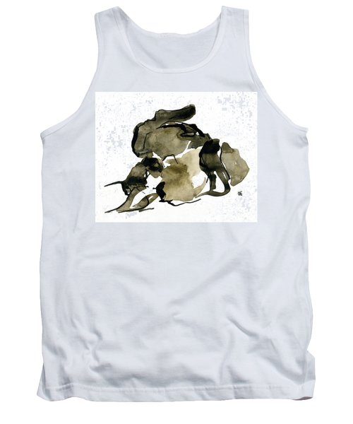 Cat Nap - 2 Tank Top