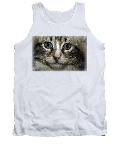 Cat T-shirt 1 Tank Top