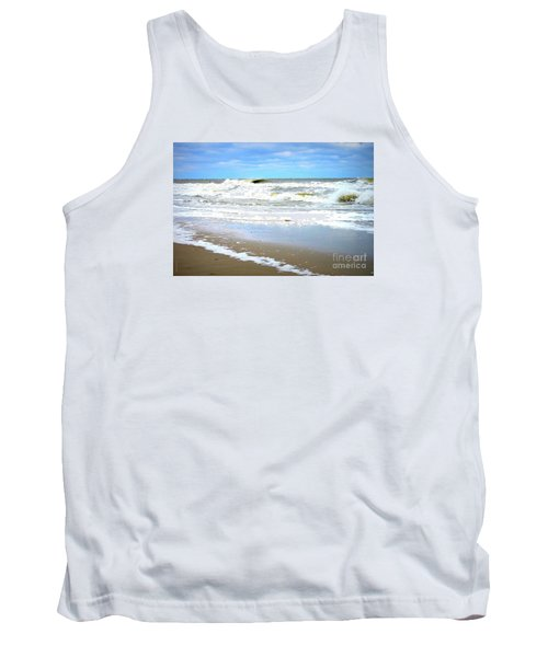 Catch A Wave Tank Top