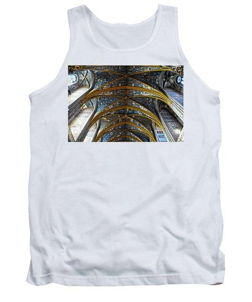Cathedral Albi Tank Top by Thomas M Pikolin