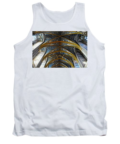 Cathedral Albi Tank Top