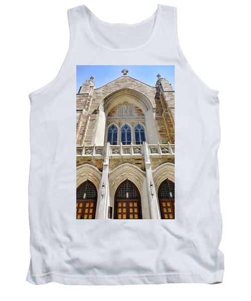 Cathedral Of St John Front Tank Top