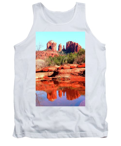 Cathedral Reflections 2 Tank Top