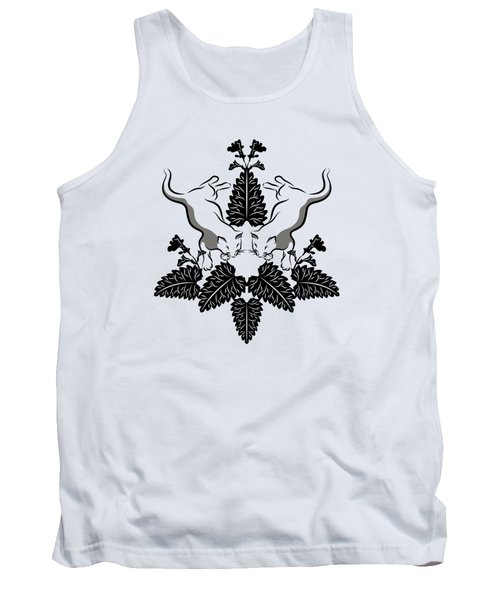 Cats And Catnip Graphic Tank Top