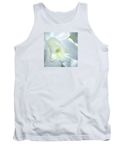 Cattleya Orchid #3 Tank Top by George Robinson