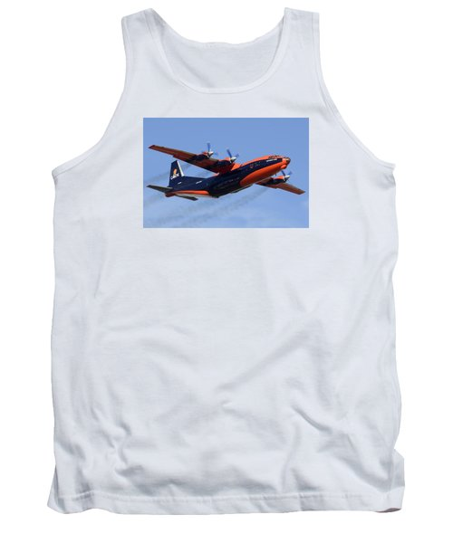 Cavok Air Antonov An-12b Ur-ckl Phoenix Sky Harbor December 2 2015 Tank Top by Brian Lockett