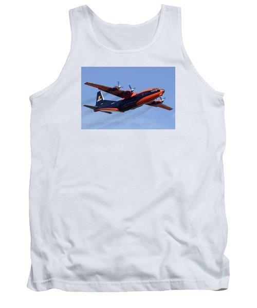Cavok Air Antonov An-12b Ur-ckl Phoenix Sky Harbor December 2 2015 Tank Top