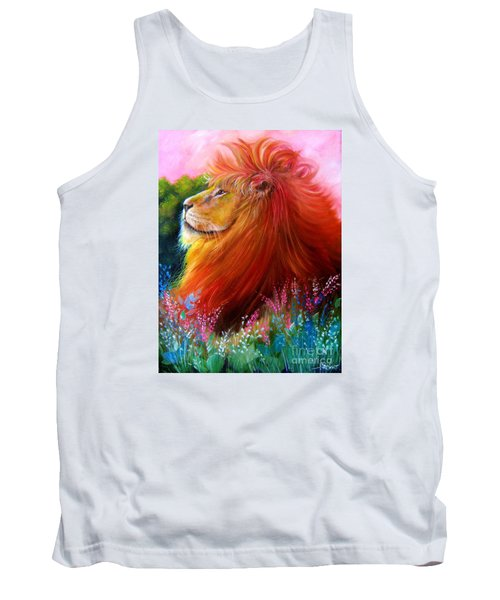 Cecil  Tank Top by Patrice Torrillo