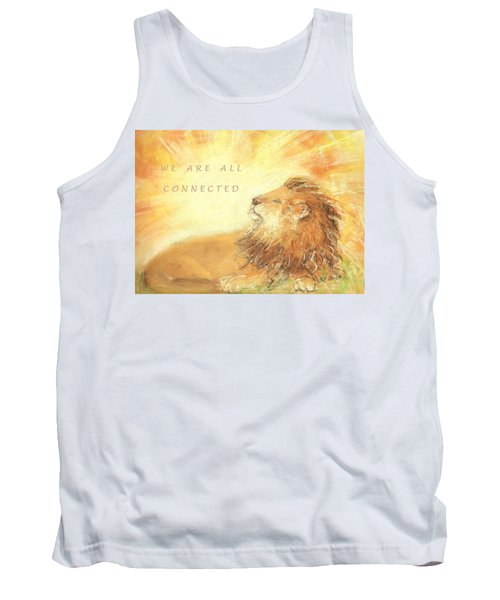 Cecil The Lion Tank Top