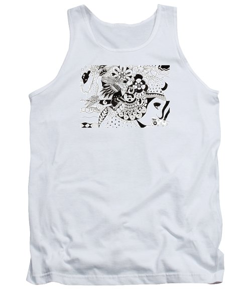 Ceilings And Floors 1 Tank Top