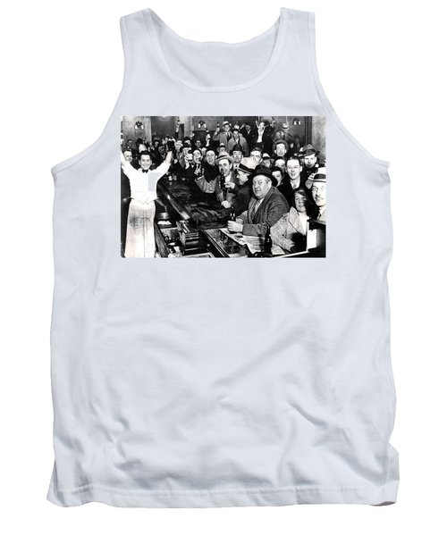 Celebrating The End Of Prohibition Tank Top