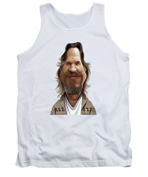 Celebrity Sunday - Jeff Bridges Tank Top