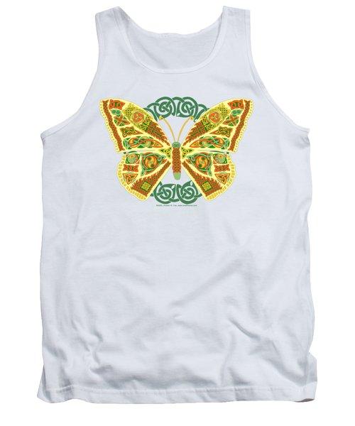 Celtic Butterfly Tank Top