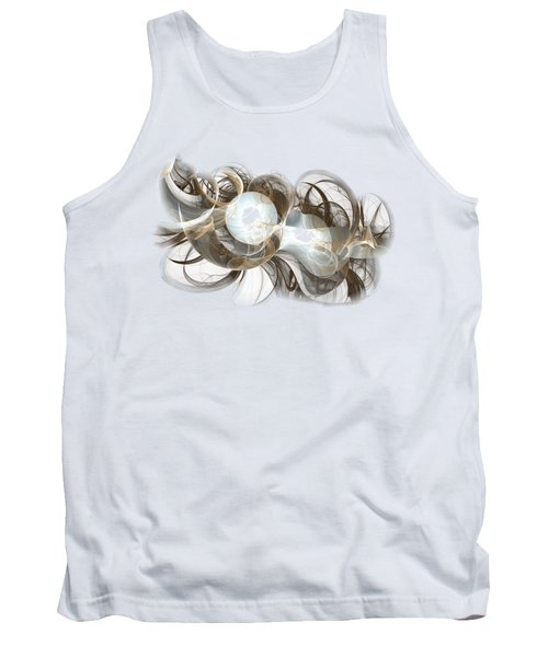 Central Core Tank Top