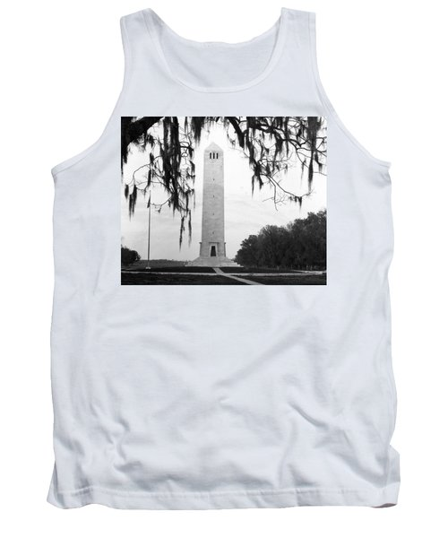 Chalmette Battlefield Monument  Tank Top