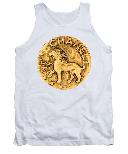 Chanel Jewelry-1 Tank Top
