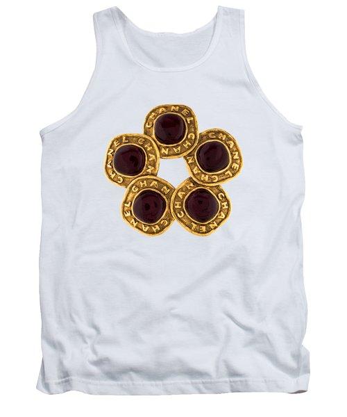 Chanel Jewelry-10 Tank Top
