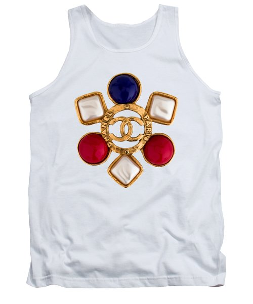 Chanel Jewelry-14 Tank Top