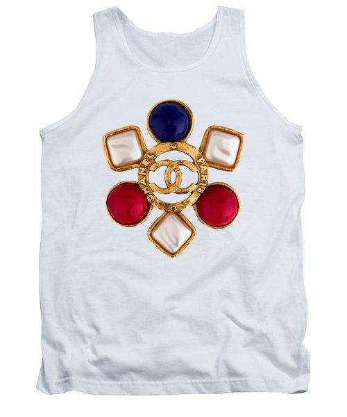 Chanel Jewelry-14 Tank Top
