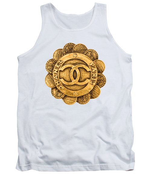 Chanel Jewelry-2 Tank Top