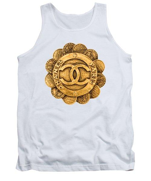 Chanel Jewelry-2 Tank Top