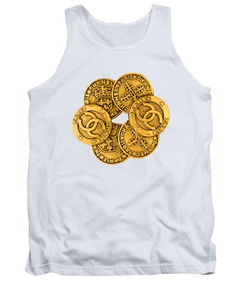 Chanel Jewelry-3 Tank Top