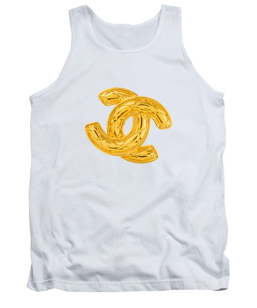 Chanel Jewelry-4 Tank Top