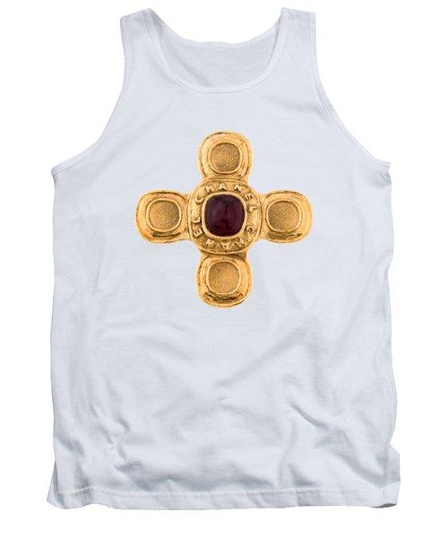 Chanel Jewelry-6 Tank Top