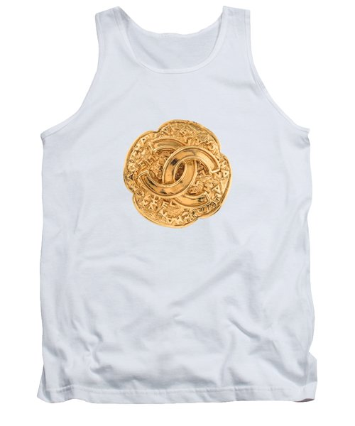 Chanel Jewelry-7 Tank Top