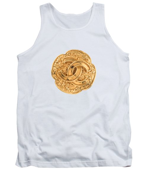 Chanel Jewelry-7 Tank Top