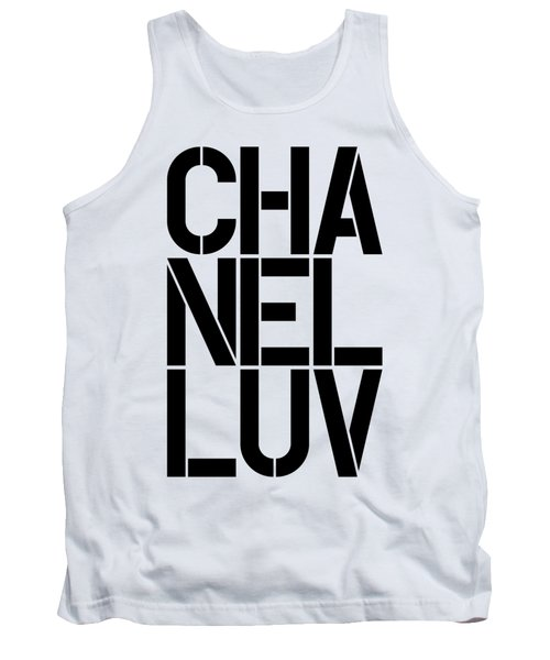 Chanel Luv-1 Tank Top