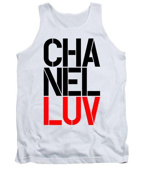 Chanel Luv-5 Tank Top