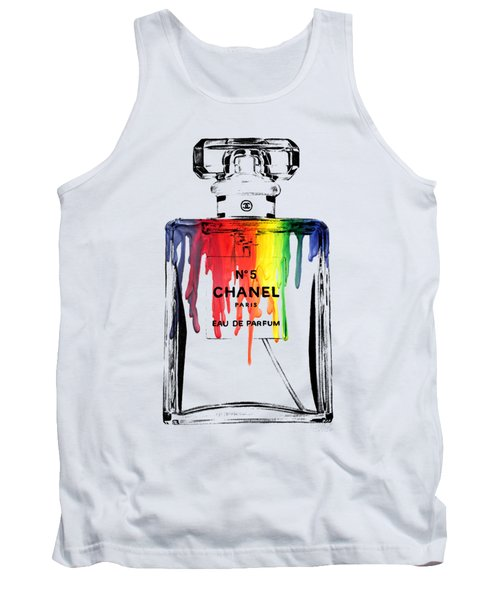 Chanel  Tank Top by Mark Ashkenazi