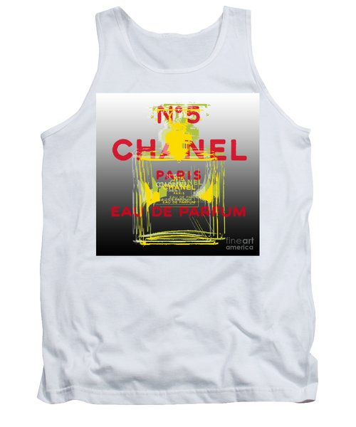 Chanel  No. 5 Pop Art - #1 Tank Top