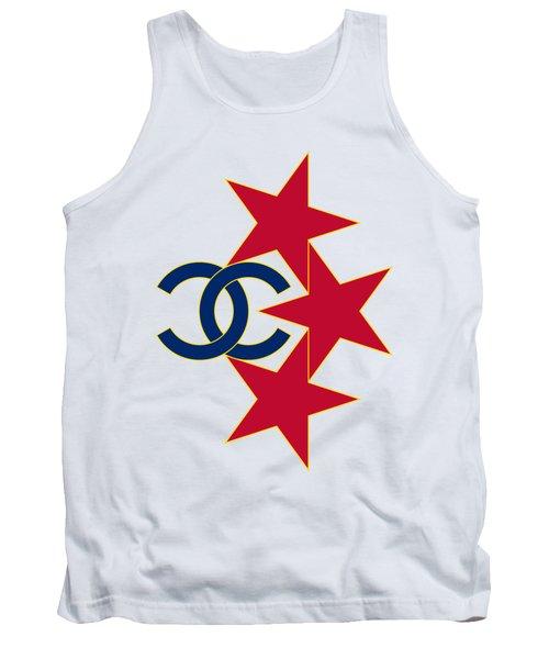 Chanel Stars-10 Tank Top