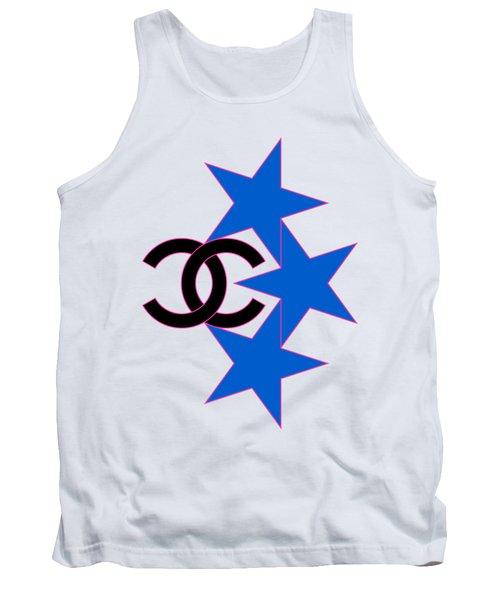 Chanel Stars-11 Tank Top