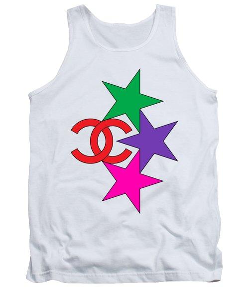 Chanel Stars-6 Tank Top