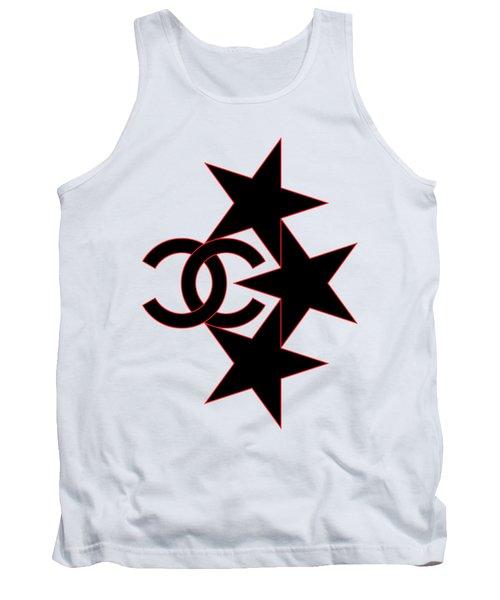 Chanel Stars-7 Tank Top