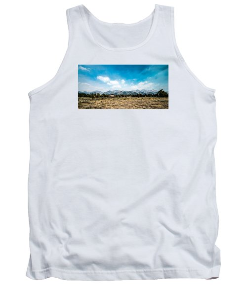 Chapel Of The Transfiguration Tank Top by Cathy Donohoue
