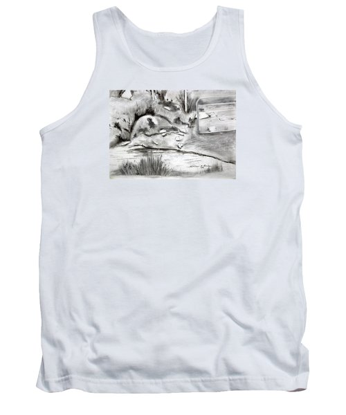 Pat's Field Tank Top