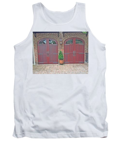 Charleston Doors Tank Top