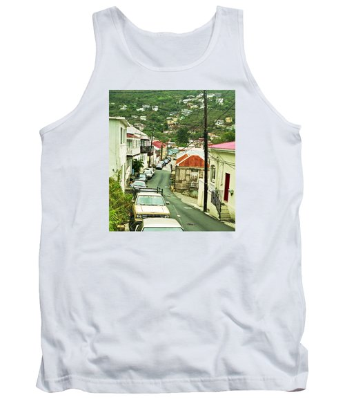 Charlotte Amalie Neighborhood Tank Top