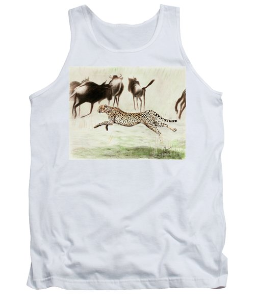 Chase Tank Top