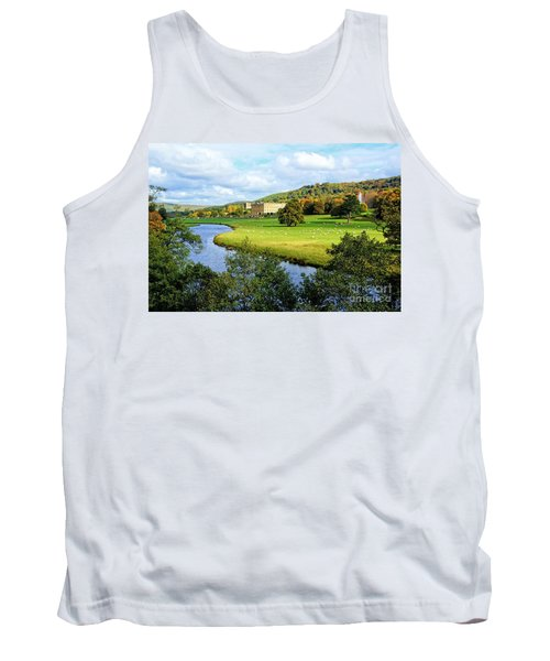Chatsworth House View Tank Top