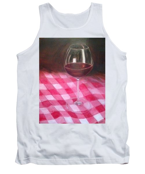 Checkered Past Tank Top