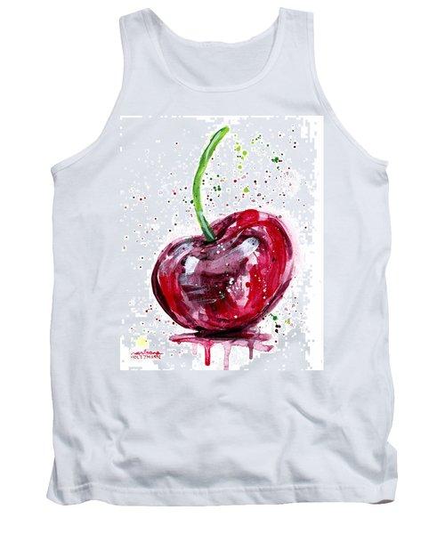 Cherry 2 Tank Top