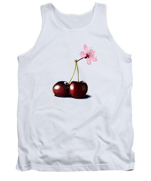 Cherry Blossom Tank Top
