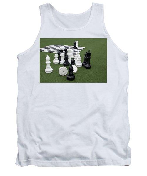 Chess 101 Tank Top