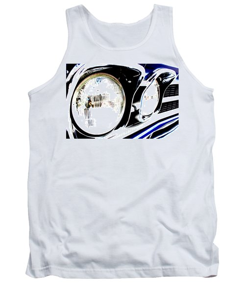 Chevelle Tank Top by Tony Cooper