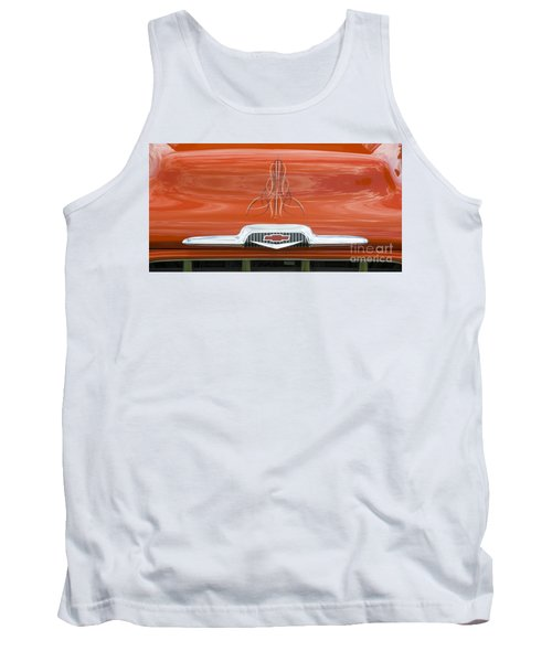 Chevrolet 30-1956 Hydramatic 3100 Tank Top by Wendy Wilton
